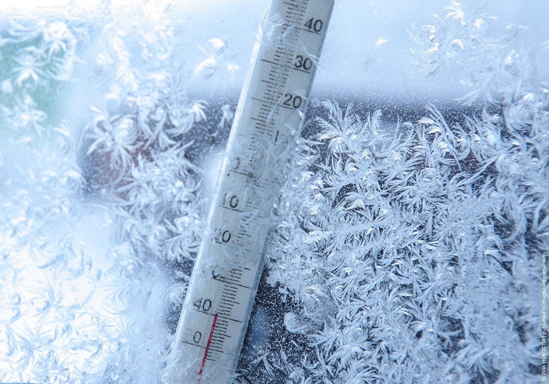 ВТатарстане предполагается до34 градусов мороза иметель